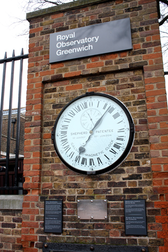 格林威治天文台 Royal Greenwich Observatory
