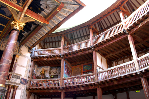 莎士比亞環球劇院 Shakespeare's Globe Theatre